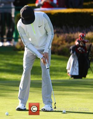 Niall Horan - BMW PGA Celebrity Pro-Am Challenge 2015 at Wentworth Club at Wentworth - London, United Kingdom - Wednesday...