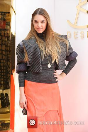 Amber Le Bon - British Designers Collective event at Bicester Village - London, United Kingdom - Wednesday 20th May 2015