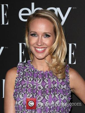 Anna Camp - 6th Annual ELLE Women In Music Celebration Presented By eBay held at Boulevard 3 - Arrivals at...