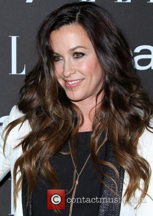 Alanis Morissette Shares First Photo Of Newborn Daughter Onyx