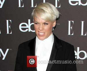 Pink and aka Alicia Moore - A host of stars were photographed as they arrived to the 6th Annual ELLE...