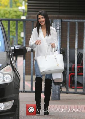 Natalie Anderson - Natalie Anderson outside the ITV Studios - London, United Kingdom - Wednesday 20th May 2015