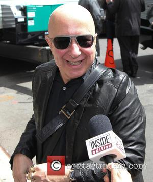 Paul Shaffer - A host of stars were snapped outside the Ed Sullivan Theater ahead of the last 'Late Show...