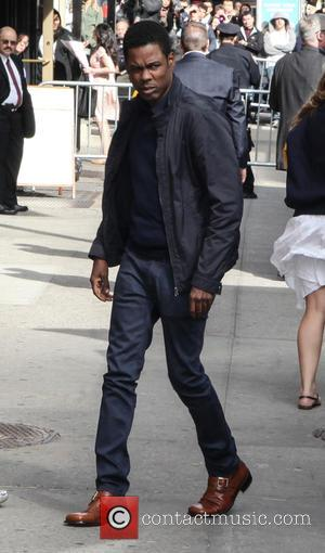 Chris Rock - A host of stars were snapped outside the Ed Sullivan Theater ahead of the last 'Late Show...
