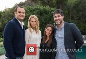 Jamie Patricof, Kely Sawyer Patricof, Soleil Moon Frye and Jason Goldberg