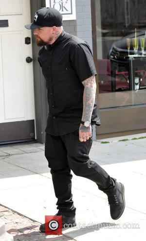 Joel Madden - Founding members of the american rock band 'Good Charlotte' Benji and Joel Madden were spotted out together...