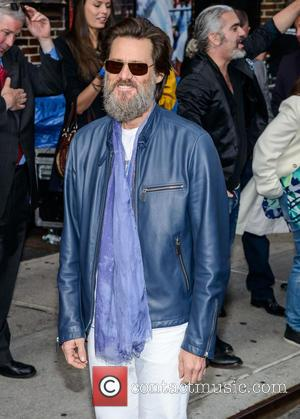 Jim Carrey - A host of stars were snapped outside the Ed Sullivan Theater ahead of the last 'Late Show...