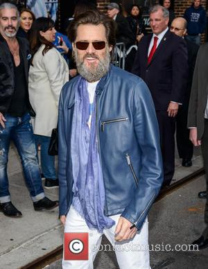 Jim Carrey Breaks Down At Ex-girlfriend Funeral In Ireland