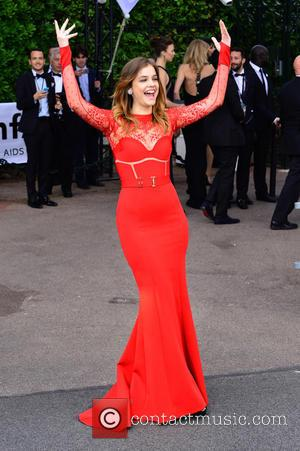 Barbara Palvin - 68th Cannes Film Festival - A variety of celebrities were photographed as they arrived to amfAR's Cinema...