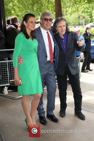 Ariella Gouldman, Graham Gouldman and Donovan
