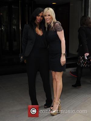 Nicole Appleton - Ivor Novello Awards Pap Arrivals at The Grosvenor Hotel on Park Lane - London, United Kingdom -...