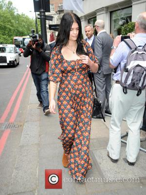 Pixie Geldof - Ivor Novello Awards Pap Arrivals at The Grosvenor Hotel on Park Lane - London, United Kingdom -...