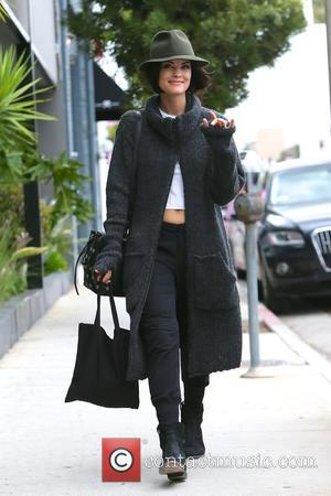 Jaimie Alexander - Jaimie Alexander seen leaving Reformation clothing store. - Los Angeles, California, United States - Thursday 21st May...