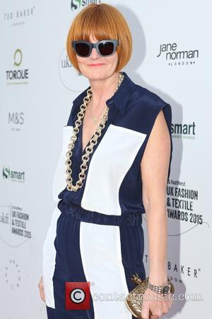 Mary Portas - Guests attend Natwest UK Fashion and Textile Awards at Tobacco Dock, London at Tobacco Dock - London,...