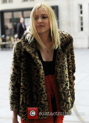 Fearne Cotton - Celebrities at BBC Radio 1 at BBC Broadcasting House - London, United Kingdom - Thursday 21st May...