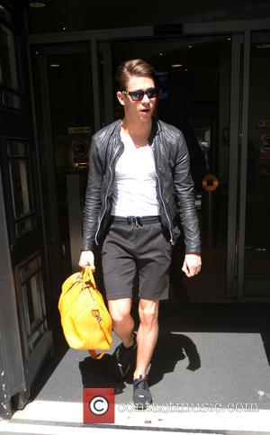 Joey Essex - TOWIE's Joey Essex at the BBC Radio 2 studios - London, United Kingdom - Thursday 21st May...