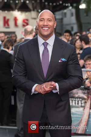 Dwayne Johnson - San Andreas world premiere held at the Odeon Leicester Square - Arrivals. at Odeon Leicester Square -...