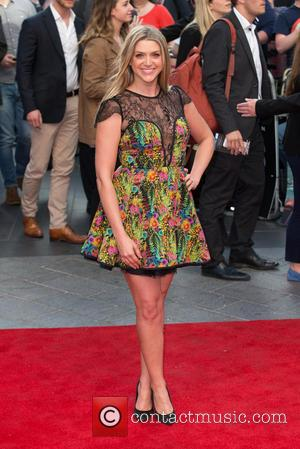 Anna Williamson - The World Premiere of 'San Andreas' held at Odeon Leicester Square - Arrivals at Leicester Square, Odeon...