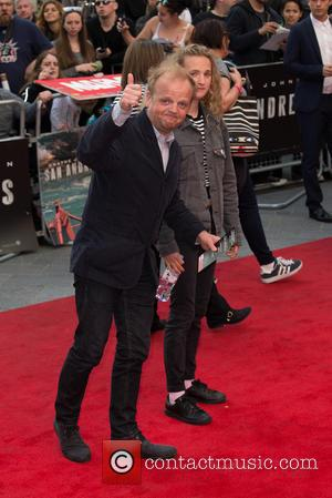 Toby Jones - The World Premiere of 'San Andreas' held at Odeon Leicester Square - Arrivals at Leicester Square, Odeon...