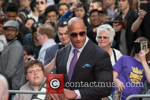 Dwayne Johnson - The World Premiere of 'San Andreas' held at Odeon Leicester Square - Arrivals at Leicester Square, Odeon...