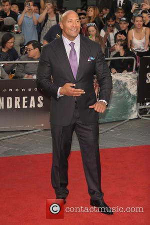 Dwayne Johnson - the World Premiere of 'San Andreas' held at Odeon cinema - London, United Kingdom - Thursday 21st...