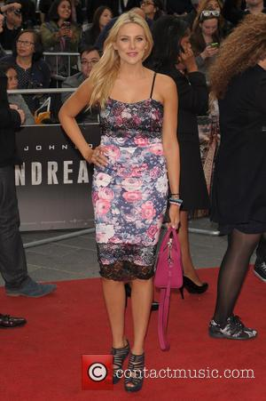 Stephanie Pratt - the World Premiere of 'San Andreas' held at Odeon cinema - London, United Kingdom - Thursday 21st...