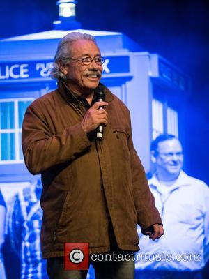 Edward James Olmos - FedCon 24 -  Europe's big SciFi convention held at Hotel Maritim - Day 1 at...
