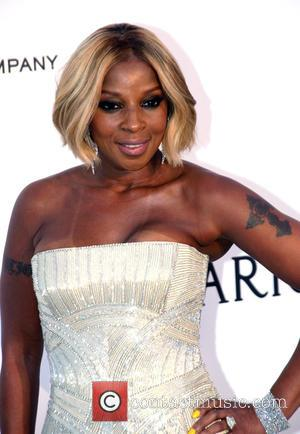 Mary J. Blige - 68th Cannes Film Festival - amfAR's Cinema Against Aids Gala at Hotel du Cap-Eden-Roc in Antibes...