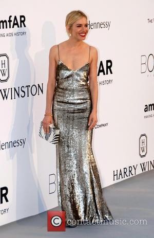 Sienna Miller - 68th Cannes Film Festival - amfAR's Cinema Against Aids Gala at Hotel du Cap-Eden-Roc in Antibes at...