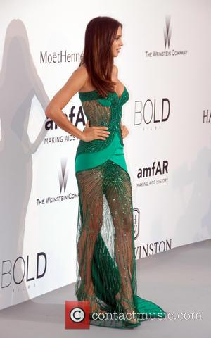 Irina Shayk - 68th Cannes Film Festival - A variety of celebrities were photographed as they arrived to amfAR's Cinema...