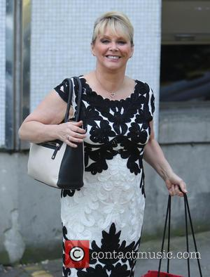Cheryl Baker - Cheryl Baker outside the ITV Studios - London, United Kingdom - Thursday 21st May 2015