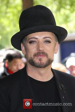 Boy George Leaving England