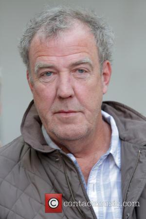 Jeremy Clakson - Jeremy Clarkson at the BBC Radio 2 studios - London, United Kingdom - Thursday 21st May 2015