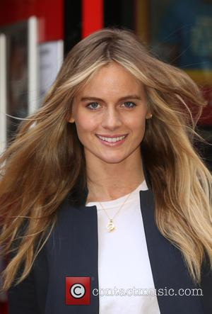 Cressida Bonas - An Evening with Lucian Freud - press night - London, United Kingdom - Thursday 21st May 2015
