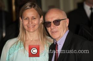 Midge Ure and Sheridan Forbes