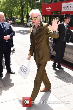 Bob Geldof - The Ivor Novello Awards held at the Grosvenor House - Arrivals. at Grosvenor House - London, United...