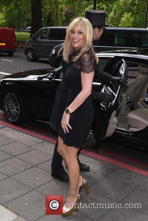 Nicole Appleton - The Ivor Novello Awards held at the Grosvenor House - Arrivals. at Grosvenor House - London, United...