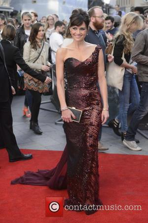 Carla Gugino - The World Premiere of 'San Andreas' held at Odeon Leicester Square - Arrivals at Leicester Square, Odeon...