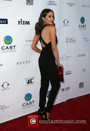 Olivia Culpo - 17th Annual CAST From Slavery To Freedom Gala at Skirball Cultural Center - Los Angeles, California, United...