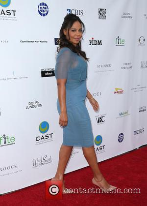 Sanaa Lathan - 17th Annual CAST From Slavery To Freedom Gala at Skirball Cultural Center - Los Angeles, California, United...