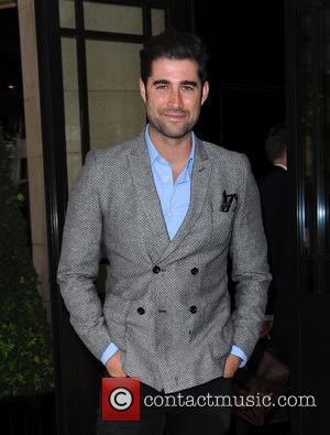 Matt Johnson - Afternoon Tea Arrivals at The Dorchester in aid of The Charity Shooting Star Chase - London, United...