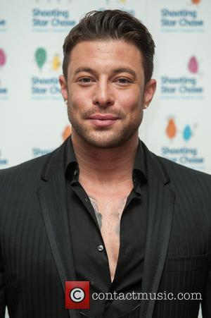 Duncan James - Afternoon Tea at the Dorchester hosted by Simon Cowell in aid of Shooting Star Chase, a leading...
