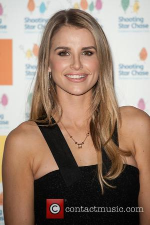 Vogue Williams - Afternoon Tea at the Dorchester hosted by Simon Cowell in aid of Shooting Star Chase, a leading...