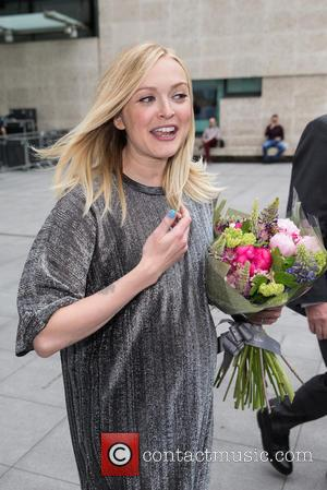 Fearne Cotton - Fearne Cotton leaving the BBC after 10 years presenting the Live Lounge at BBC Portland Place -...