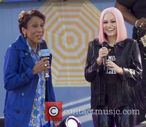 Robin Roberts and Jessie J