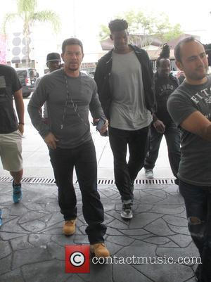 Mark Wahlberg, Mark Wahlbeg and Jimmy Butler