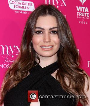 Sophie Simmons - OK! Magazine's 'So Sexy' L.A. Event held at Skybar at the Mondrain Hotel at Skybar at the...
