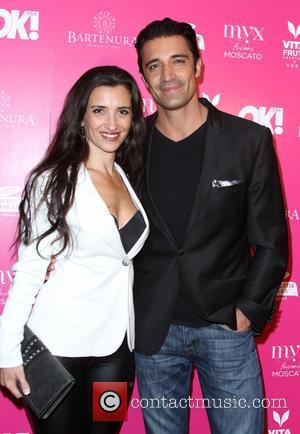 Gilles Marini and Carole Marini - OK! Magazine's 'So Sexy' L.A. Event held at Skybar at the Mondrain Hotel at...
