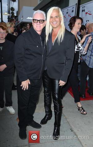 Malcolm McDowell and Daniel DiCriscio