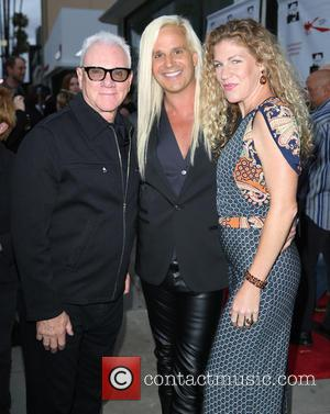 Malcolm McDowell, Daniel DiCriscio and Sasha Boudreaux
